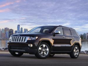 Jeep Grand Cherokee Overland Summit 2011 года
