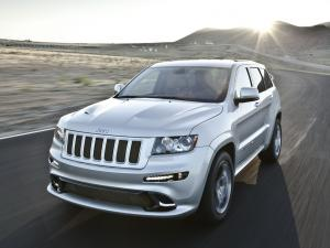 Jeep Grand Cherokee SRT8 2011 года