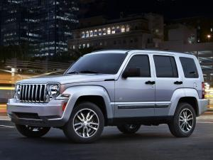 2011 Jeep Liberty 70th Anniversary Edition