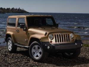 Jeep Wrangler 70th Anniversary Edition 2011 года