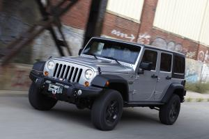 Jeep Wrangler Call of Duty MW3 Special Edition 2011 года