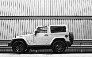 2011 Jeep Wrangler Chelsea 300 by Project Kahn