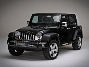2011 Jeep Wrangler Nautic Concept by Style & Design