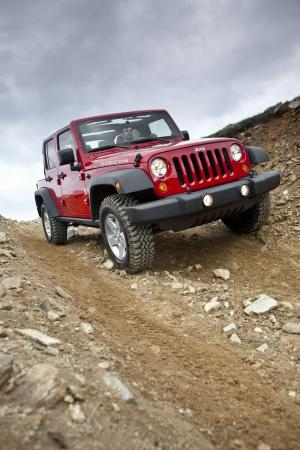 Jeep Wrangler Rubicon Unlimited 2011 года