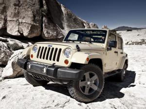 Jeep Wrangler Unlimited Mojave 2011 года