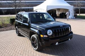 Jeep Altitude Editions 2012 года