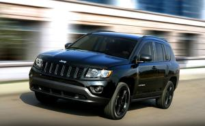 Jeep Compass Altitude 2012 года