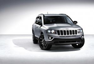 Jeep Compass Black 2012 года