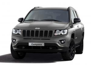 Jeep Compass Production-Intent Concept 2012 года