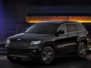 Jeep Grand Cherokee Production-Intent Concept 2012 года