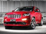Jeep Grand Cherokee SRT8 2012 года