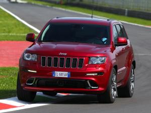 Jeep Grand Cherokee SRT8 2012 года (EU)