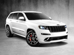 2012 Jeep Grand Cherokee SRT8 Alpine