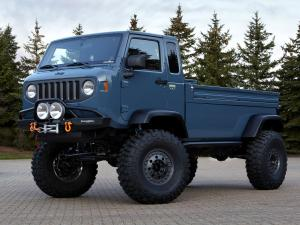 Jeep Mighty FC Concept 2012 года