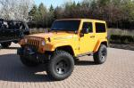 Jeep Wrangler Accessorized Concept by Mopar 2012 года