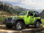 Jeep Wrangler Mountain 2012 года