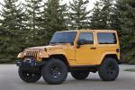Jeep Wrangler Rubicon by Mopar 2012 года