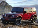 Jeep Wrangler Unlimited Altitude 2012 года