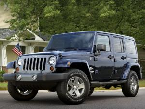 Jeep Wrangler Unlimited Freedom 2012 года