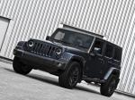 Jeep Wrangler Unlimited Military Edition by Project Kahn 2012 года