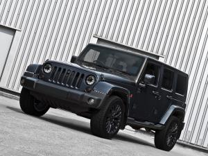 2012 Jeep Wrangler Unlimited Military Edition by Project Kahn