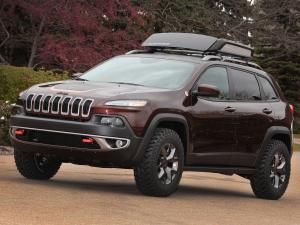 Jeep Cherokee Trail Carver 2013 года