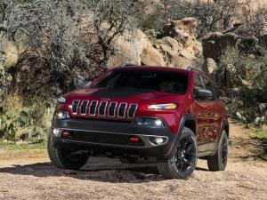 Jeep Cherokee Trailhawk 2013 года