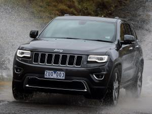 Jeep Grand Cherokee Limited 2013 года
