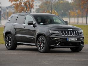 2013 Jeep Grand Cherokee SRT
