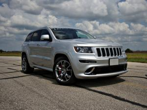 Jeep Grand Cherokee SRT8 HPE650 by Hennessey 2013 года