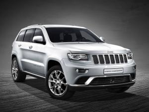 Jeep Grand Cherokee Summit 2013 года (EU)