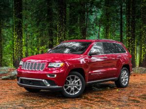 2013 Jeep Grand Cherokee Summit