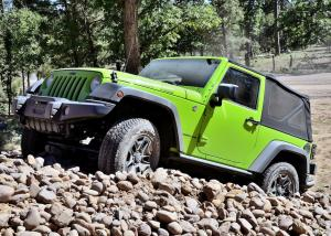 Jeep Wrangler Moab Edition 2013 года