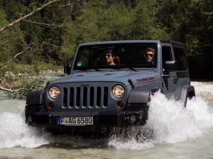 Jeep Wrangler Rubicon 10th Anniversary Edition 2013 года