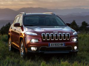 Jeep Cherokee Limited 2014 года (EU)