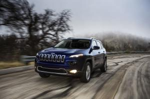 Jeep Cherokee Limited 2014 года