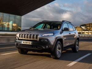 Jeep Cherokee Trailhawk 2014 года (EU)