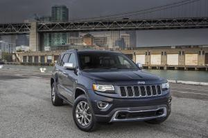 Jeep Grand Cherokee Limited 2014 года