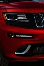 Jeep Grand Cherokee SRT8 2014 года