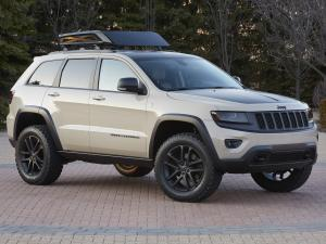 Jeep Grand Cherokee Trail Warrior Concept 2014 года