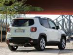 Jeep Renegade Limited 2014 года (EU)