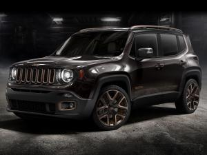 Jeep Renegade Zi You Xia Concept 2014 года