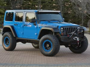 2014 Jeep Wrangler Maximum Performance Concept