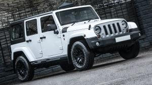 2014 Jeep Wrangler Sahara CJ300 LE 2.8 Diesel 4DR by Project Kahn