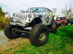 Jeep Wrangler Unlimited by Hauk Designs 2014 года