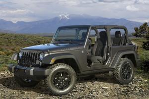 Jeep Wrangler Willys Wheeler 2014 года