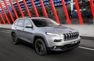 Jeep Cherokee Blackhawk 2015 года
