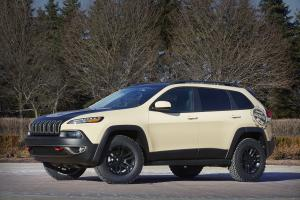 Jeep Cherokee Canyon Trail Concept 2015 года