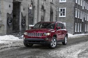 Jeep Compass High Altitude 2015 года