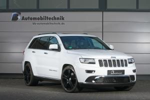 Jeep Grand Cherokee CRD by BandB 2015 года